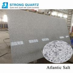 Granite looks Quartz stone slabs kitchen countertops