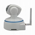 Wireless WiFi IP Camera, 2.0Megapixel