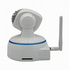 Wireless WiFi IP Camera, 2.0Megapixel Security Camera/Baby Monitor