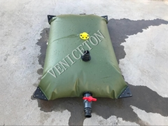 flexible portable food grade TPU water storage tank for people drinking