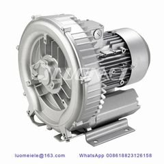 Aeration Air Pump Side Channel Blower For Pond Fish Farming