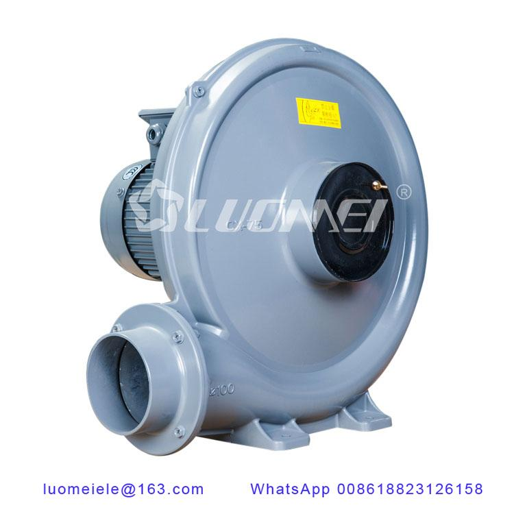 CX TB series Medium Pressure Industrial Centrifugal Blower Fan 1