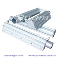 Aluminum Alloy Air Knife Work With Blower For Bottles Drying System