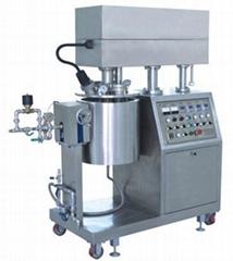 錫膏生產設備真空乳化機、精密製造