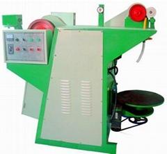 锌线优质设备桶装收线落桶机