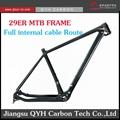 Toray carbon fiber Hardtail 29er MTB FRAME QTOUR Carbon Bike Frame 5