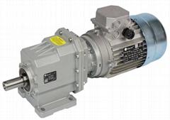 MRC系列铝壳斜齿轮减速电机