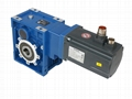 MKM SERIES bevel helical gearbox