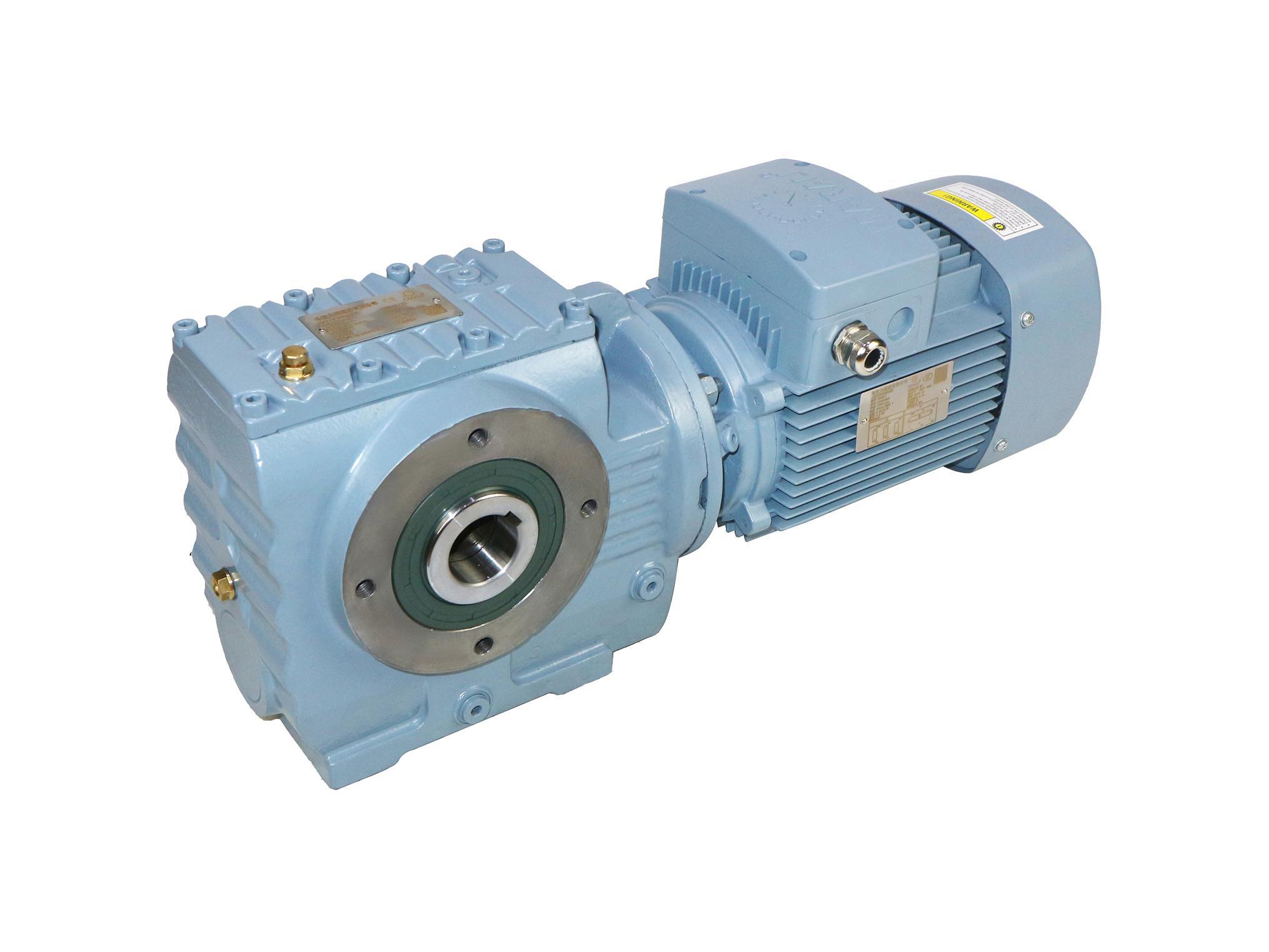 MS系列斜齒輪-蝸輪減速電機
