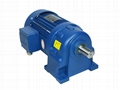 MGH series gear reducer motor