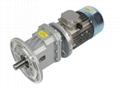 MRC aluminum bevel gear motor