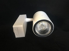 30W cob led spot track light