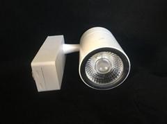 30W cob led spot track light