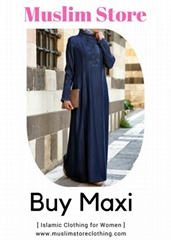 Islamic Clothing for Men's & Women's
