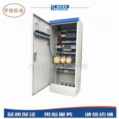 宇佳專業定做自耦降壓星三角降壓啟動控制櫃 環保設備配電櫃 配電箱
