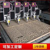 宏达机械生产大型多头平面浮雕雕