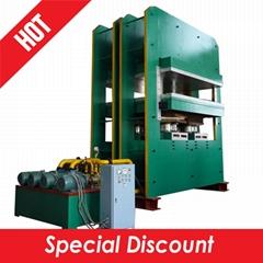 Two Working Layers Plate Hydraulic Press, Vulcanizing Press