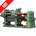 Single Drive Four Roll Rubber Calender