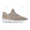 Factory made women's flyknit sports shoes wholesale