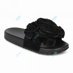 Wholesale women floral slippers sandals