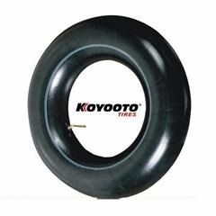 Butyl tyre inner tube for trucks