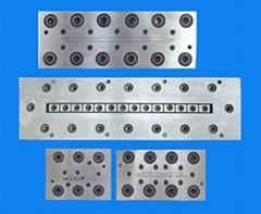 pvc window and door profile extrusion mold