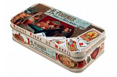 Spain Vintage Style Tin Box