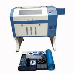 2017 New Type Laser Engraving Machine for Leather Stamp DIY TS4060 Laser Cutting