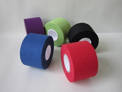 waterproof medical tape sport strapping tape colored cotton sport tape
