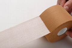 Strong Rigid Zinc Oxide Medical Strapping Athletic viscose Sports Tap