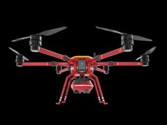 首控製造-黑鳶消防無人機
