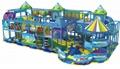HLB-I17101 Children Play Game Kids