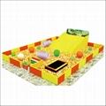 HLB-7042B Ball Pool Playground Large Soft Play Ball Pits 2