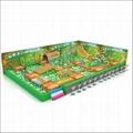 HLB-7042B Ball Pool Playground Large Soft Play Ball Pits 5