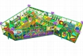 HLB-I17080 Children Funland Indoor