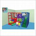 HLB-D1721 Children Playground Kids Indoor Playhouse 4