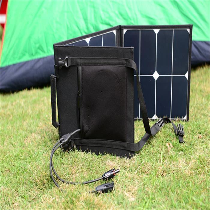 SUTUNG 40W Foldable Solar Panel Charger 2