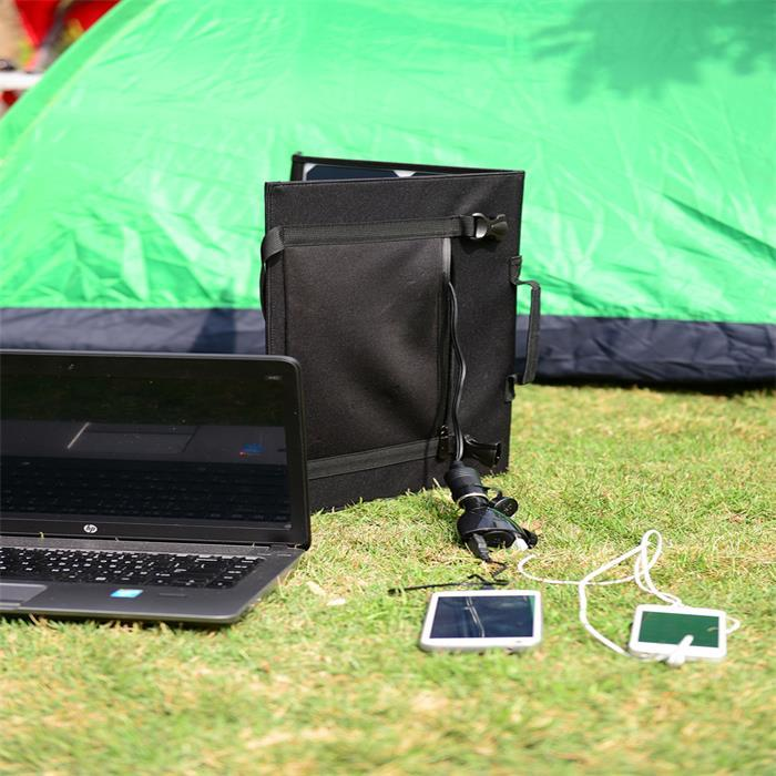 SUTUNG 60W Foldable Solar Panel Charger 1
