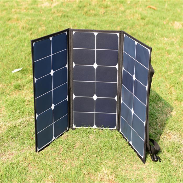 SUTUNG 60W Foldable Solar Panel Charger 3