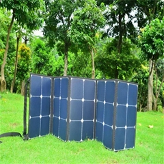 SUTUNG 80W Foldable Solar Panel Charger