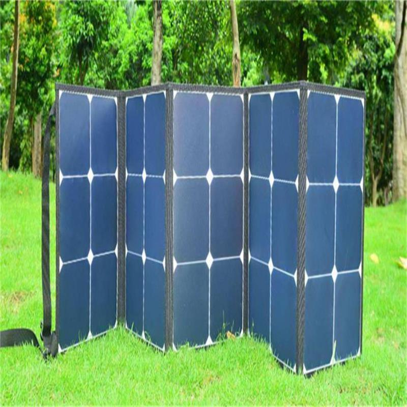 SUTUNG 80W Foldable Solar Panel Charger 3