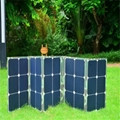 SUTUNG 100W  Foldable Solar Charger 3