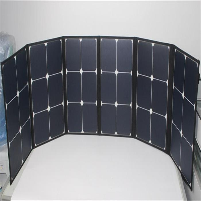 SUTUNG 120W Foldable Solar Panel Charger 4