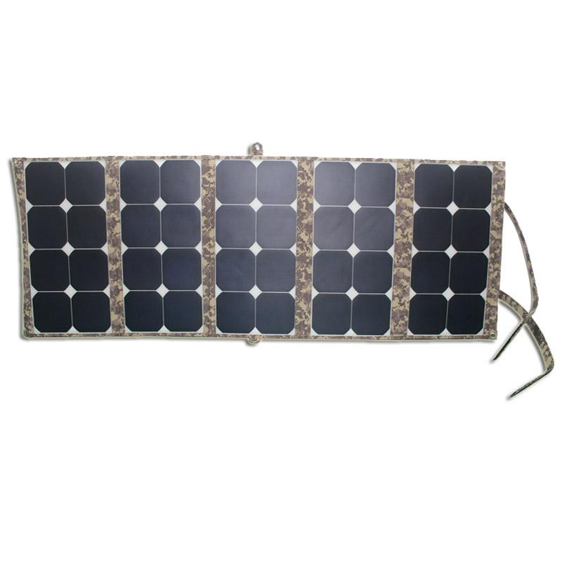 SUTUNG 130W Foldable Solar Panel Charger 1