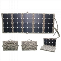 SUTUNG 130W Foldable Solar Panel Charger