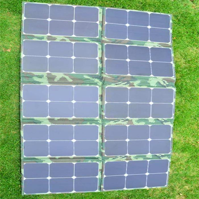 SUTUNG 200W Foldable Solar Panel Charger 2