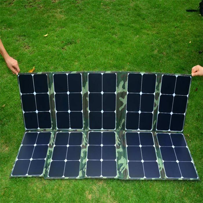 SUTUNG 200W Foldable Solar Panel Charger 4