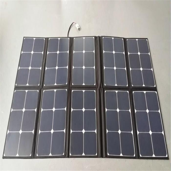 SUTUNG 200W Foldable Solar Panel Charger 1