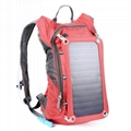 SUTUNG Red  Solar Backpack 2