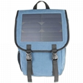 SUTUNG Blue Solar Backpack